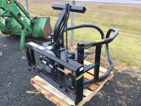 2015 Worksaver SSBH-2072 Loader and Skid Steer Attachment