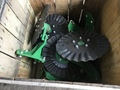 2015 John Deere QTY-8 -   25WAVE NO TILL-COULTERS Planter and Drill Attachment