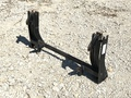 TRI-L WorldWide (Euro-8) to JD 600/700 Series Adapter Plate - APWW-JD6 Loader and Skid Steer Attachment