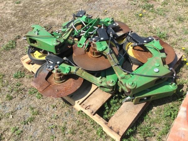 2014 John Deere BA91212 Planter and Drill Attachment