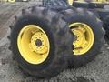 2017 Firestone 16.9-24 Wheels / Tires / Track