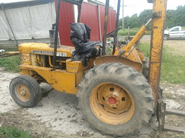 Used John Deere Forklifts for Sale | Machinery Pete