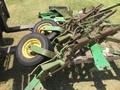 John Deere Three Drill Hitch Planter and Drill Attachment