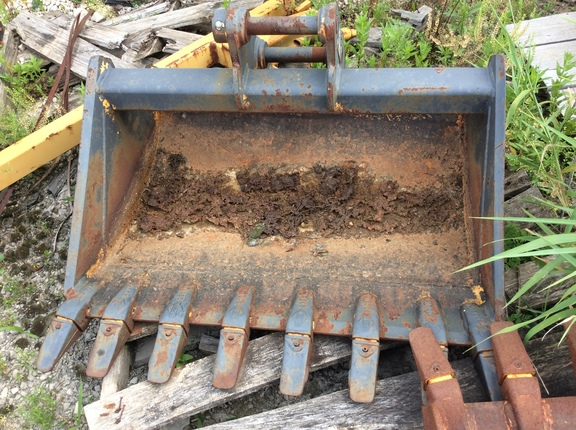 """Woods 36"""" SJ291836T Backhoe and Excavator Attachment"""