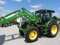 2015 John Deere 5115M Tractor