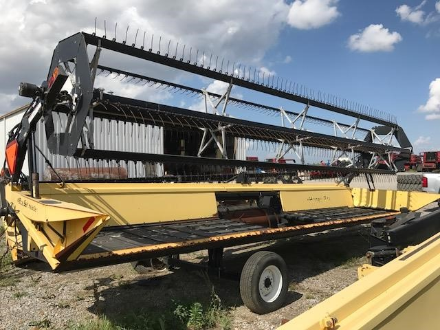 2010 Honey Bee SP25R Platform