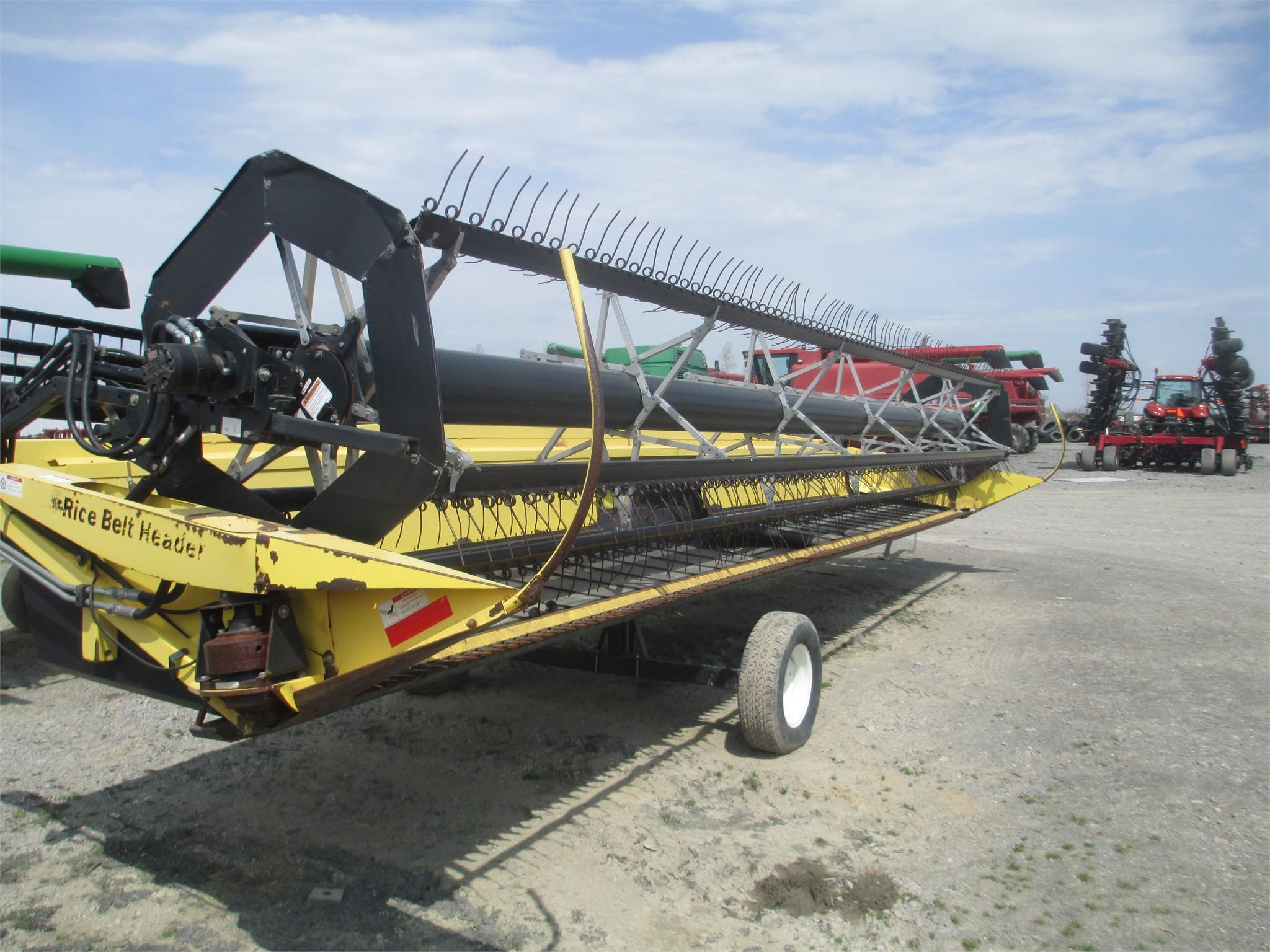2008 Honey Bee SP30R Platform