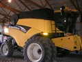 New Holland CR970 Combine