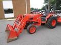 2007 Kubota B7800HSD Tractor