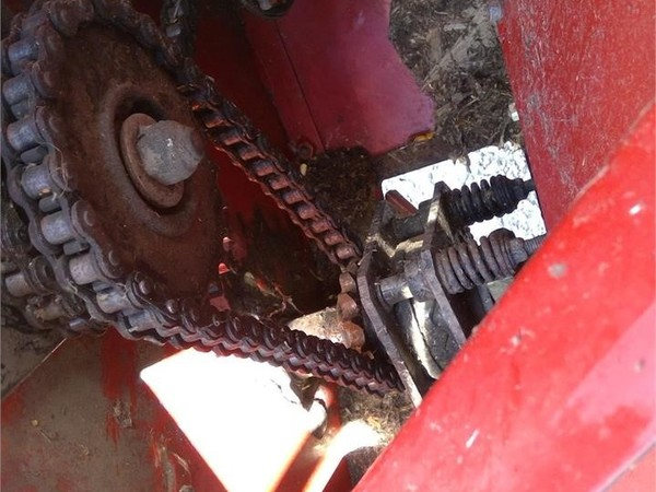 2009 Case IH 3206 Corn Head