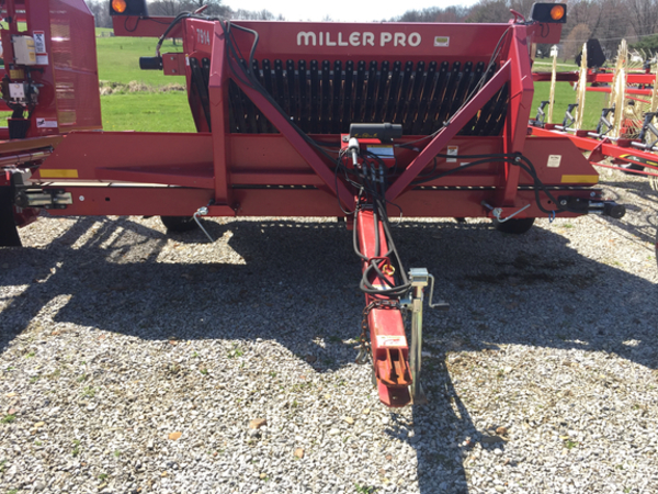 2010 Miller Pro 7914 Merger
