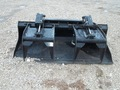 2011 John Deere GS78 Loader and Skid Steer Attachment