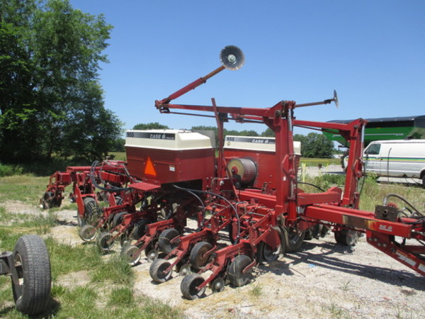 1998 Case Ih 955 Planter Pittsburg Kansas Machinery Pete