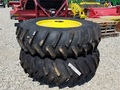 "2010 John Deere 18.4-34"" axle duals Wheels / Tires / Track"