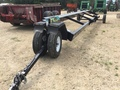 2015 MD Products 32 Header Trailer