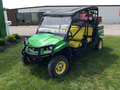 2012 John Deere Gator XUV 550 S4 ATVs and Utility Vehicle