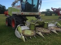 2008 Claas Jaguar 850 Self-Propelled Forage Harvester