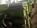 2006 Claas Jaguar 850 Self-Propelled Forage Harvester