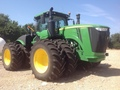 2017 John Deere 9420R Tractor