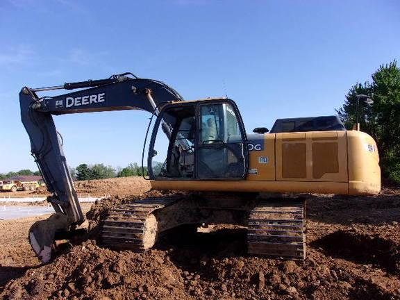 2014 John Deere 290G LC Excavators and Mini Excavator