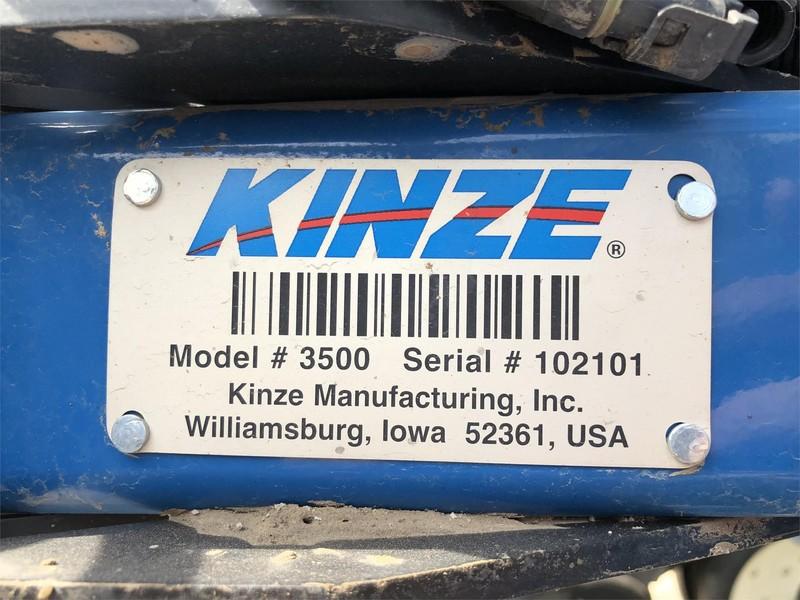 2015 Kinze 3500 Planter