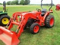 2007 Kubota L3400 Tractor