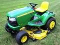2011 John Deere X700 Lawn and Garden