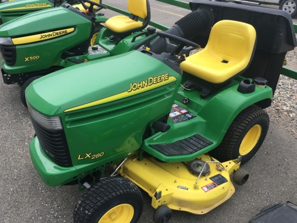 John Deere Lx280 Lawn And Garden For Sale Machinery Pete. 2008 John Deere Lx280 Lawn And Garden. John Deere. John Deere Wg48a Lawn Mower Electrical Diagram At Scoala.co