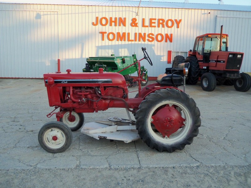Used International Harvester Tractors for Sale   Machinery Pete