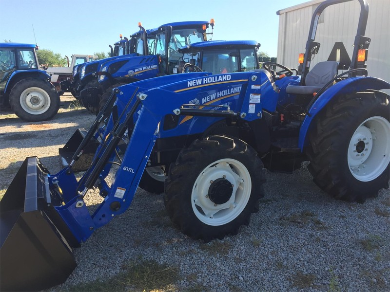 2018 New Holland Workmaster 60 Tractor - Hiawatha, Kansas