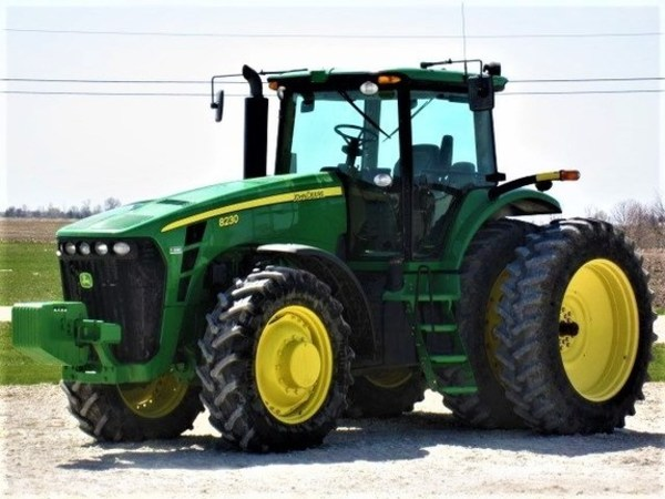 2008 John Deere 8230 Tractor