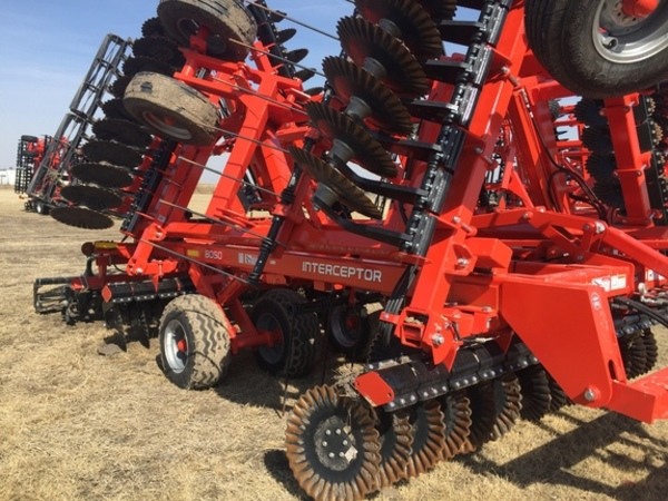 2018 Krause 8050-25 Vertical Tillage