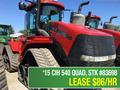 2015 Case IH Steiger 540 QuadTrac Tractor