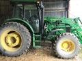 2013 John Deere 6140D Tractor