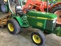 1995 John Deere 670 Tractor