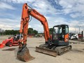 2011 Doosan DX80R Excavators and Mini Excavator
