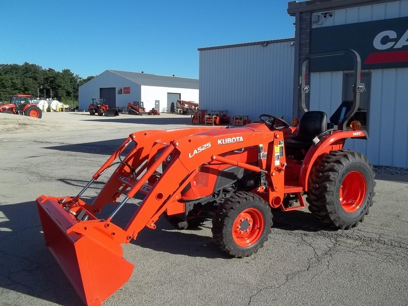 Used Kubota L3301 Tractors for Sale | Machinery Pete