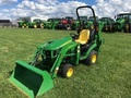 2017 John Deere 1025R TLB Under 40 HP