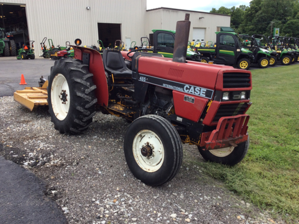 Case IH 485 Tractor