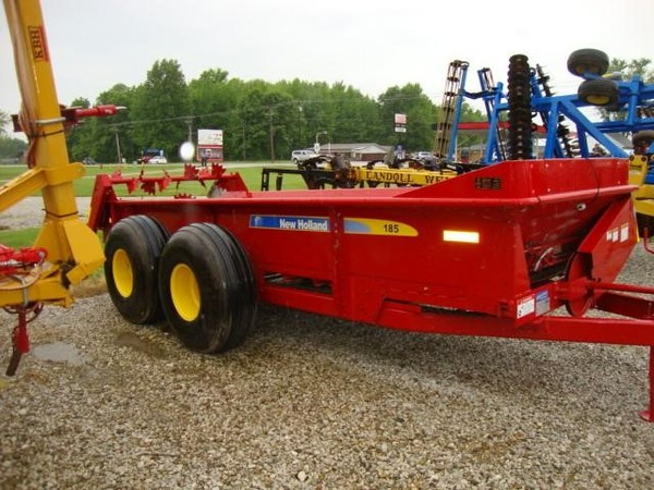2016 New Holland 185 Manure Spreader