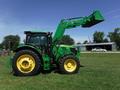 2015 John Deere 6150R Tractor