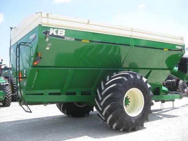Killbros 1950 Grain Cart