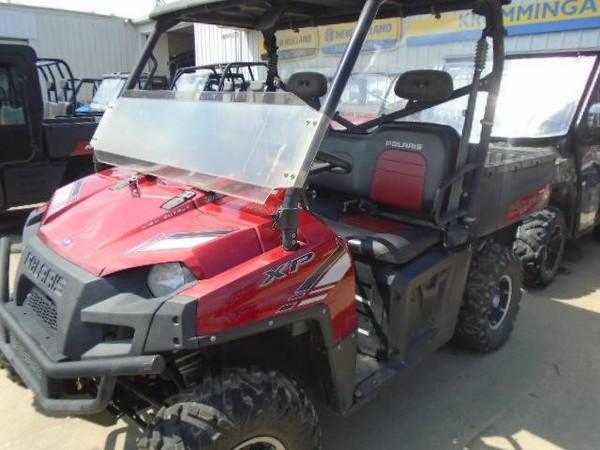 2012 Polaris RANGER 800 XP LE EPS ATVs and Utility Vehicle