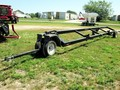 2007 Stud King MD25 Header Trailer