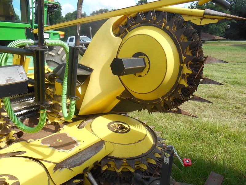 2014 John Deere 678 Forage Harvester Head