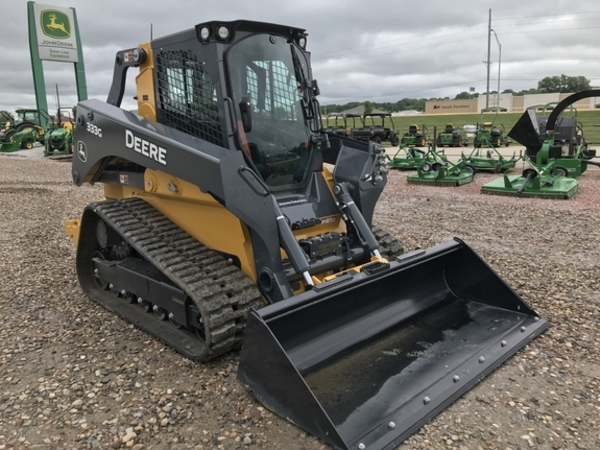 John Deere Skid Steer >> 2018 John Deere 333g Skid Steer Central City Nebraska Machinery