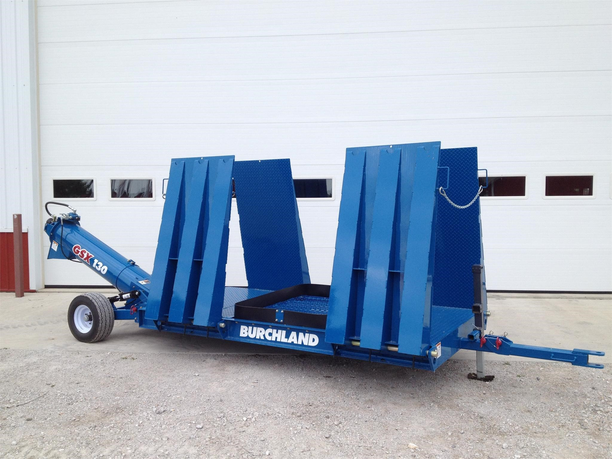 2021 Burchland GSX130 Augers and Conveyor