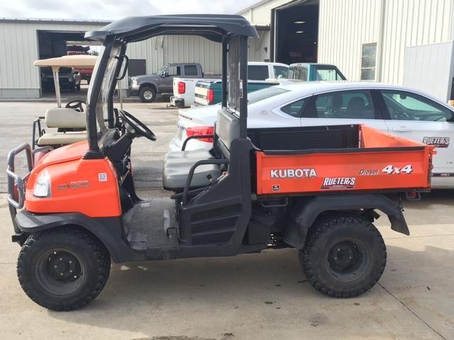 2004 Kubota RTV900 ATVs and Utility Vehicle
