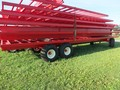 2018 Creekbank Welding 30 Bale Wagons and Trailer