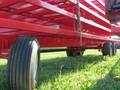 2020 Creekbank Welding 30 Bale Wagons and Trailer